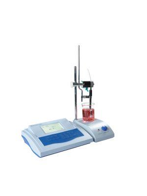 Digital LCD Automatic Potential Titrator pH/mV Meter Tester ZD-2