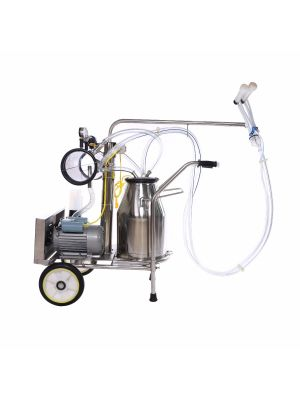 Portable Goat Sheep Milking Machines Electric Milker