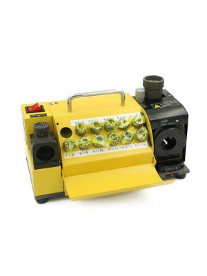 Drill Bits Sharpener Grinder Grinding Machine 2-13 mm 100-135 Angle