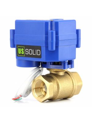 Motorized Ball Valve- 3/4