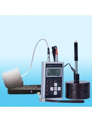 Mitech Portable Rebound Leeb Hardness Tester Meter Gauge Metal HL200