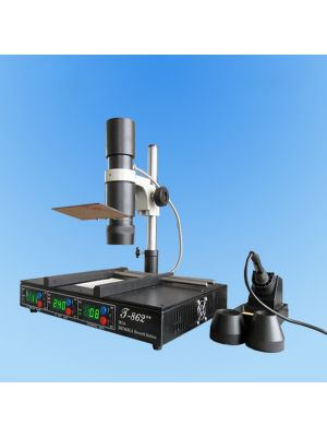 T-862++ Infrared BGA Rework Station IRDA Soldering Welder 15-35 mm