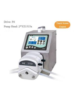 Peristaltic Pump Intelligent Dispensing 0.00067 - 2280 ml/min