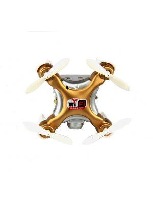 CX-10WD-TX MINI FPV Drone 2.4G 4CH 6 Axis Gold Remote Control