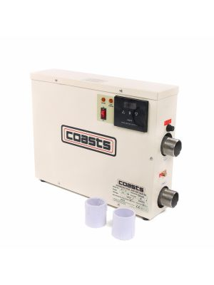 15KW 220V Swimming Pool & SPA Hot Tub Electric Water Heater