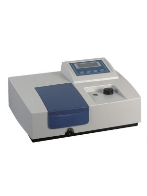Visible Spectrophotometer Lab Equipment 325-1000 nm 4 nm 722N