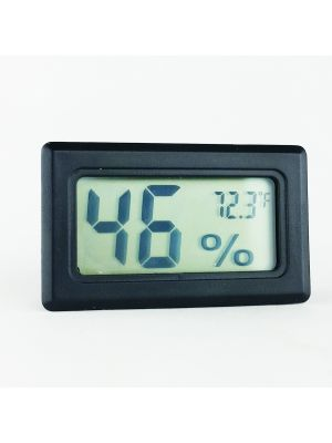 Mini LCD Digital Indoor Temperature & Humidity Gauge Thermometer