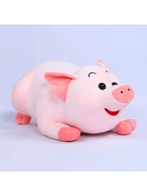 Joyfay® Plush Pig in Pretty Pink, a Perfect Present