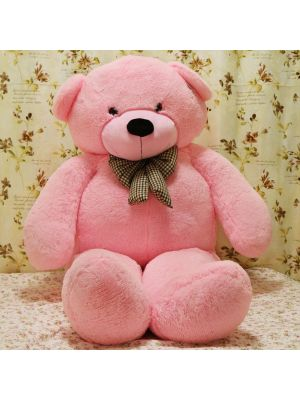Joyfay® Pink Giant Teddy Bear- 78 Inches (Bigger than 6ft)