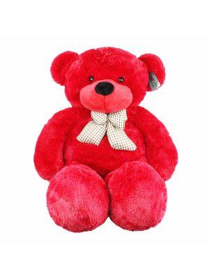 """39"""" BIG RED Teddy Bear Stuffed Plush Toy from Joyfay®"""