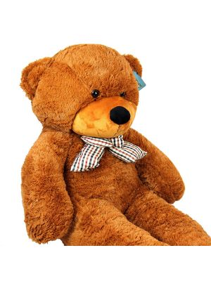 "Joyfay® 47"" Chestnut Teddy Bear Stuffed Plush Toy"