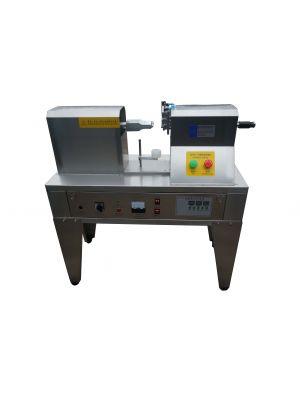 Ultrasonic Plastic Tube Sealer w/ Cutter Printing Function PC Control