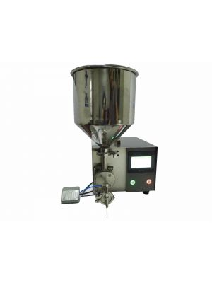 Pneumatic Digital Viscous Liquid Ointment Filling Machine 0.5g-10000g