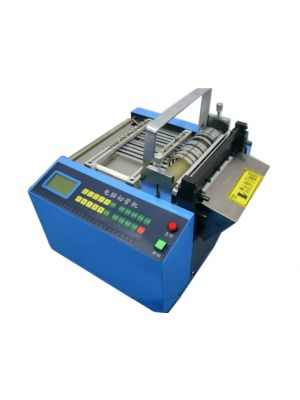 Automatic PVC Film Fabric Belt Cutting Machine CE