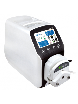 Industrial Peristaltic Pump 0.007- 1330 ml/min 0.1-350 rpm