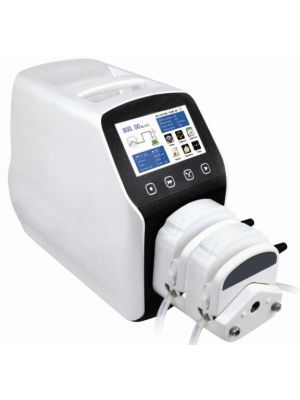 Industrial Peristaltic Pump 0.007- 570 ml/min Per Channel Touch Screen