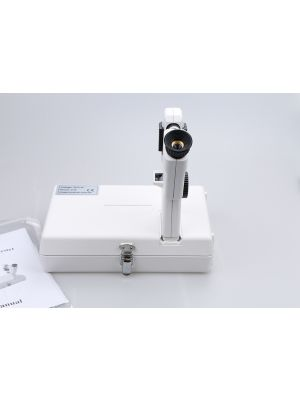 Portable Manual Optical Lensmeter with Priter CP-1A