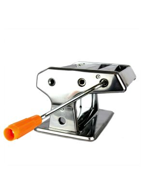 Pasta Press- Hand Crank Pasta Press and Noodle Cutter, by U.S. Solid